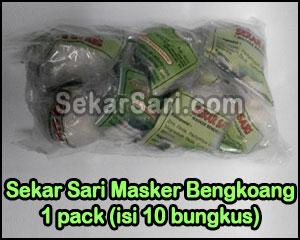 Sekar Sari Masker Bengkoang