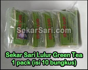Sekar Sari Lulur Green Tea